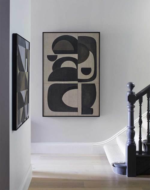 Nero Arch Giclee print