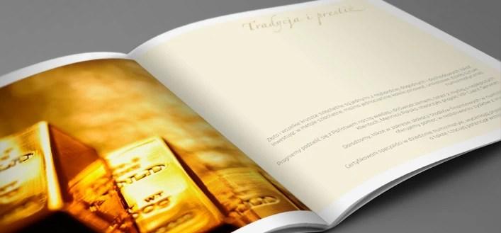 projekt folderu/broszury