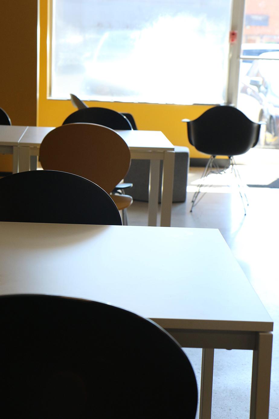 Jay Miller's Meeting Room Office Interior Design