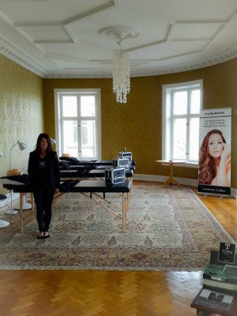 Utbildningsdags på The Wellness Room i Malmö!