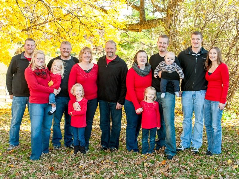 Madison Family Photographers – Hendricksons