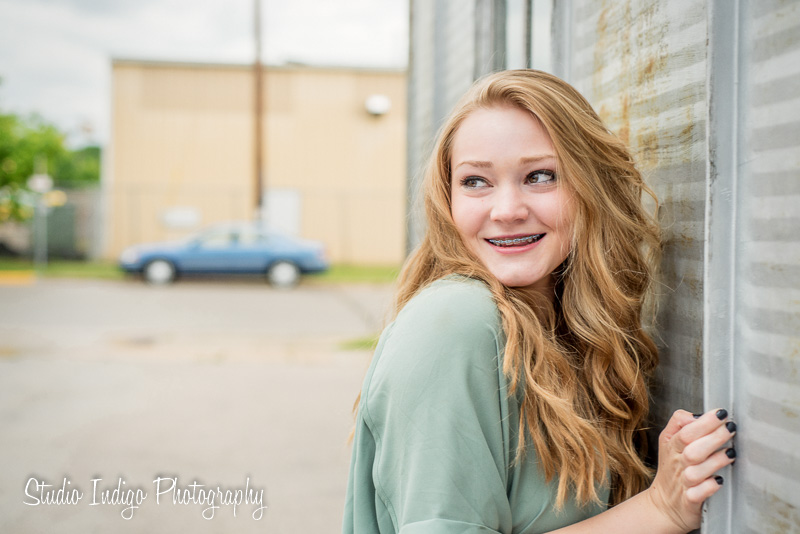 Serena wasn't interested in giving us a big toothy smile since her braces won't be coming off for a couple months.  But those are the images that both we and Mom's and Dad's love.  With our approach to shooting senior portraits we definitely are able to get those natural smiles and expressions, it sometimes just takes a little bit.