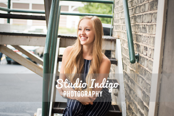 Madison WI Senior Portraits – Jenna from Verona High School