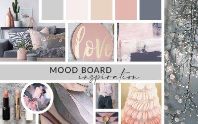 Branding Inspired by Mood Board