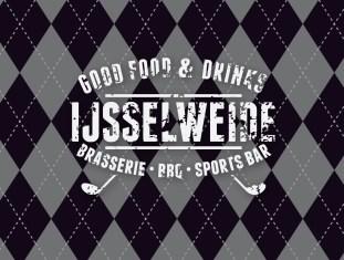 IJsselweide Logo Brasserie Golf Events Studio Kaboem!