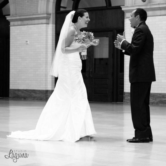 Minneapolis City Wedding