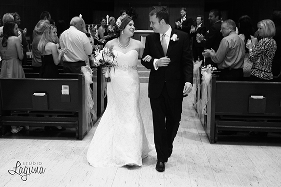 A downtown Minneapolis wedding