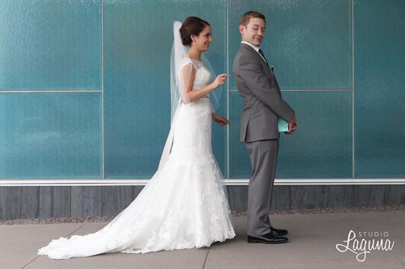 a modern minneapolis wedding