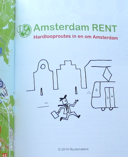 Amsterdam Rent - Illustration by Studio Limón