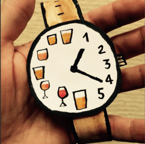 Jean Jullien watch