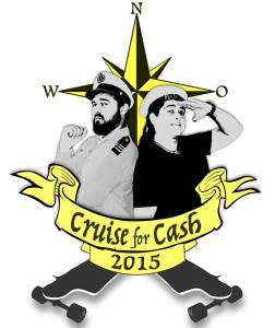 Cruise for cash -Logo