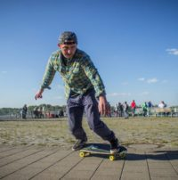 Longboard und Surfskate Workshop