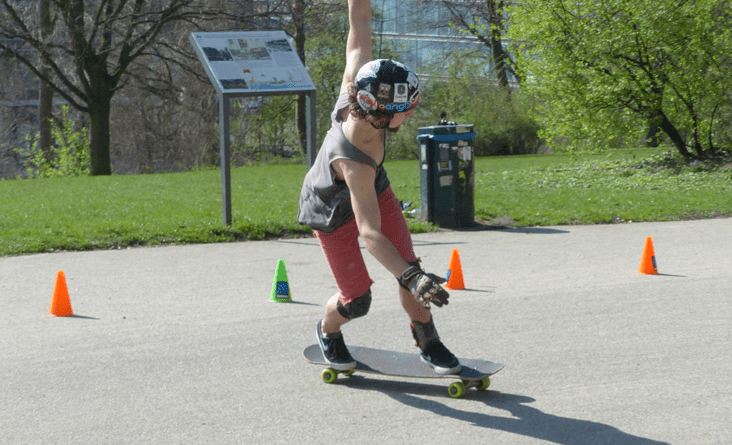 Longboard Slide Workshop