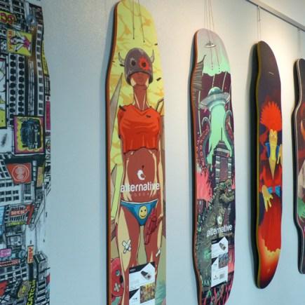 Longboard Decks
