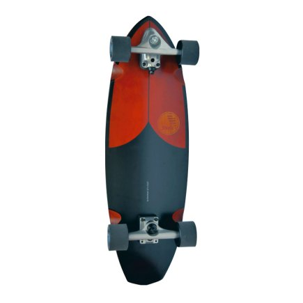 "SLIDE Diamond Single 32"" Surfskateboard"
