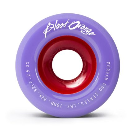 BLOOD ORANGE LMF Pastel Lavendel 70mm 82a