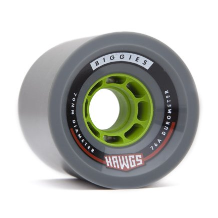 HAWGS Biggies 70mm 76a Grey