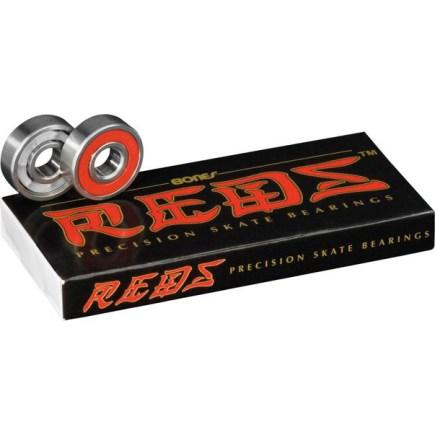 BONES Bearings Reds