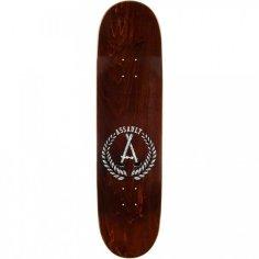 assault-mario-rubalcaba-vinyl-junkie-custom-shape-deck-8875-orange~3