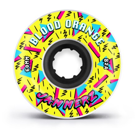 BLOOD ORANGE Jammerz 60MM 82A