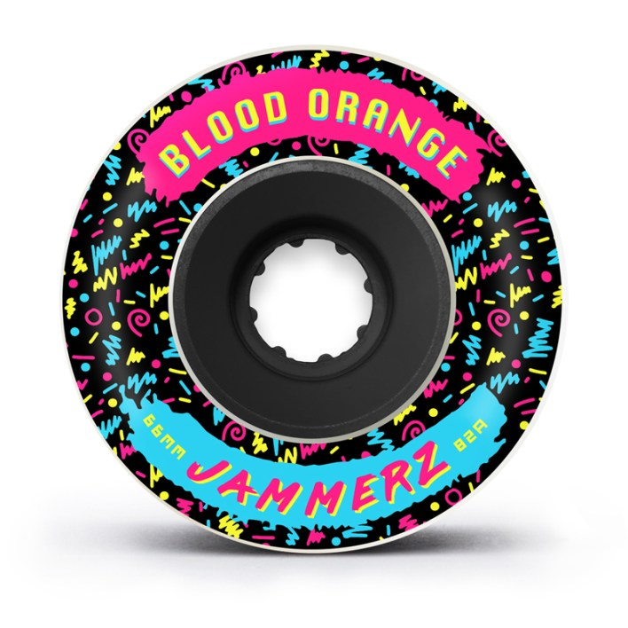 BLOOD ORANGE Jammerz 66MM 82A