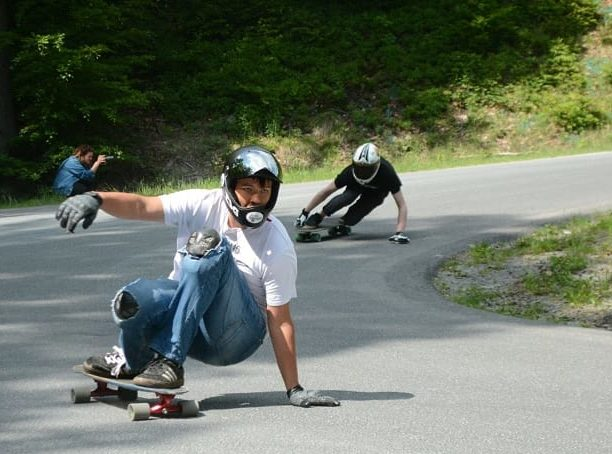 Longboard Slide Workshop buchen