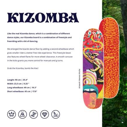 Bastl Boards Kizomba 2019