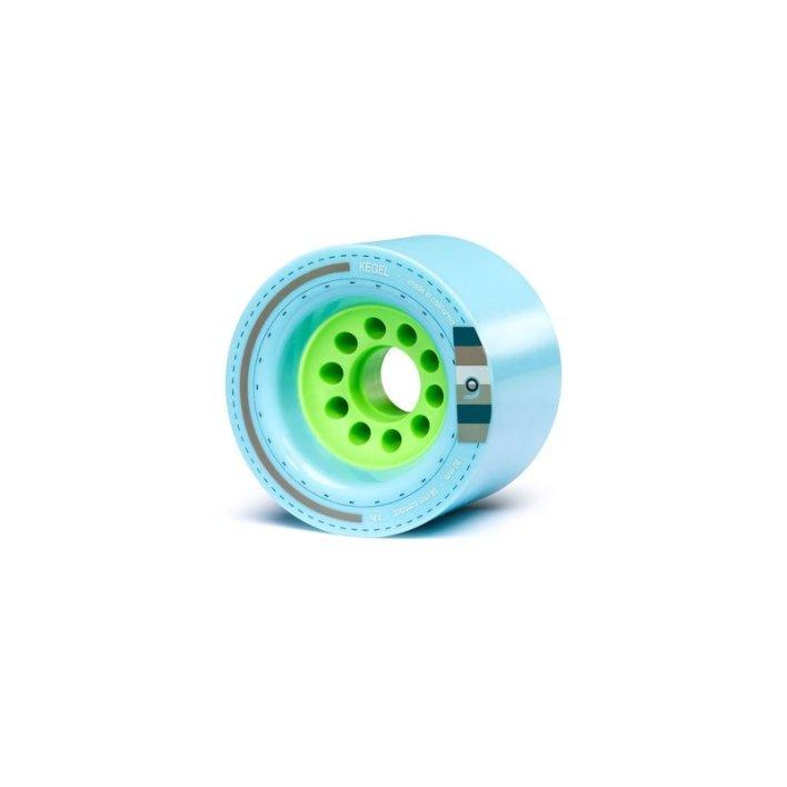 Orangatang Kegel 80mm 77a Blue