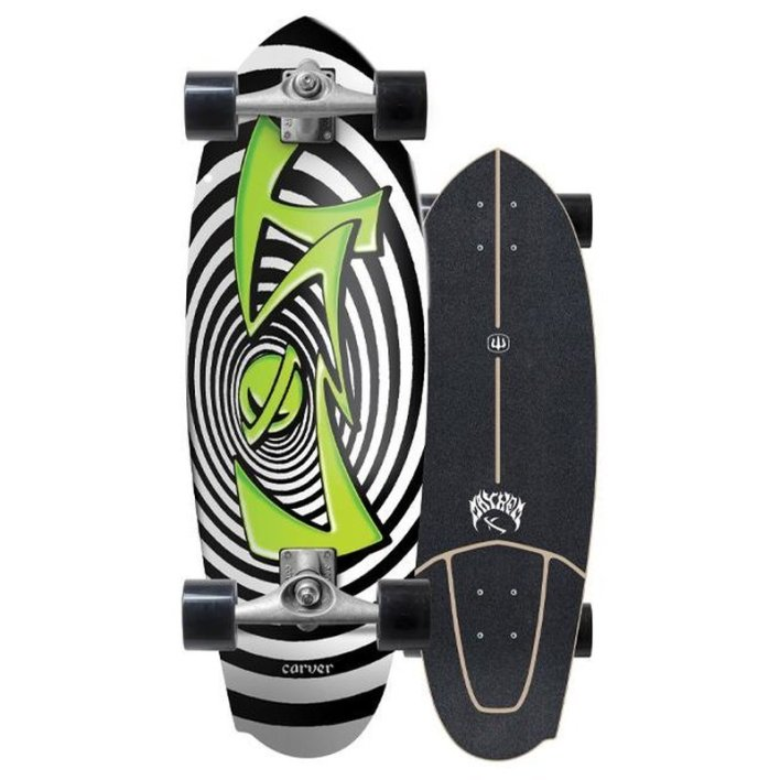 "CARVER Lost X Maysym Surfskate 30.5"" CX.4"
