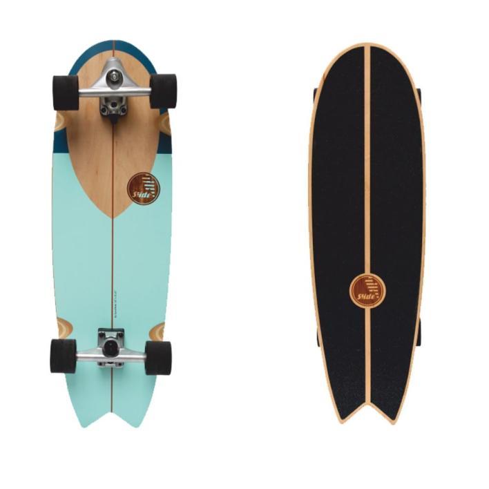 """Slide Surfskateboard Swallow 33"""" Noserider"""