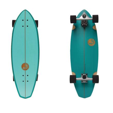 "Slide Surfskateboard Diamond 32"" Belharra"