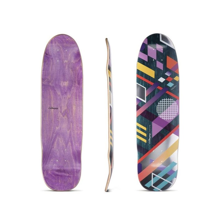 loaded coyote deck