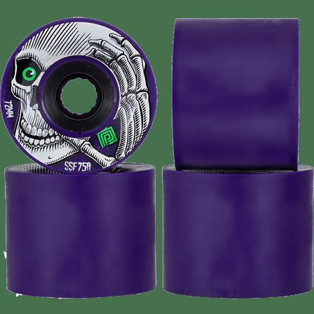 POWELL-PERALTA SSF Kevin Reimer 75A 72mm purple