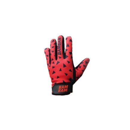 BAMBAM Fabric Gloves Red