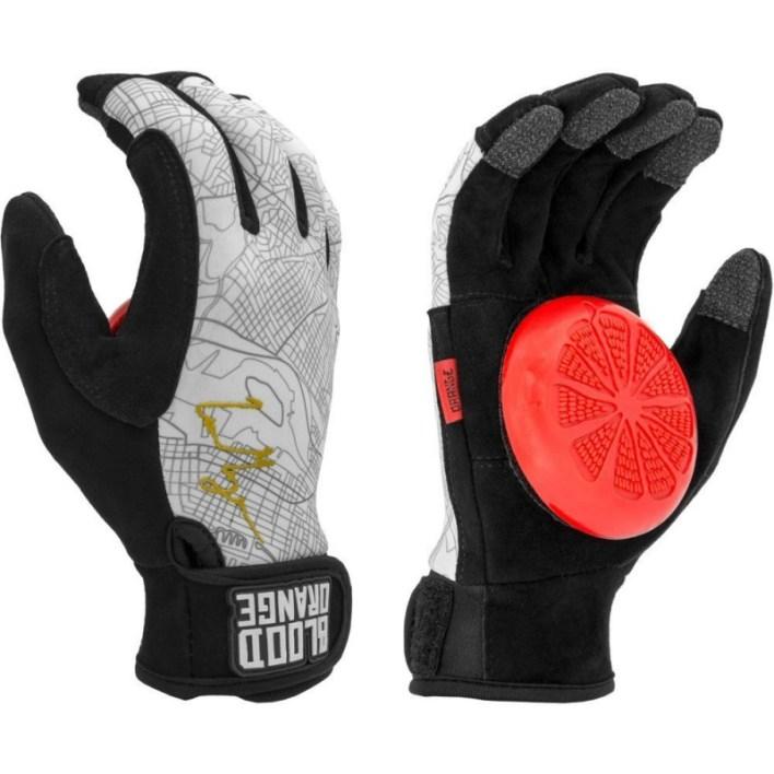 BLOOD ORANGE Liam Morgan Slide Gloves
