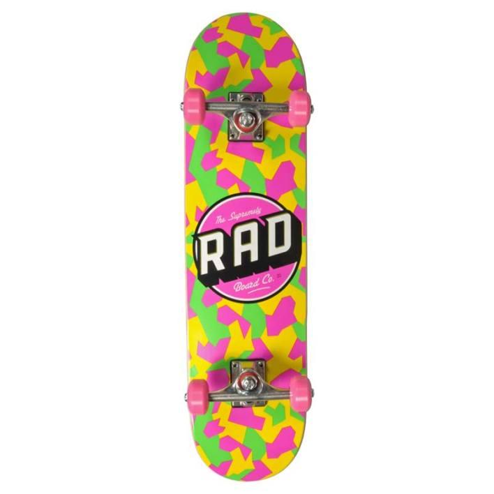 RAD Neon Camo 7.5