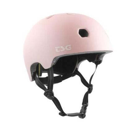 TSG Helm Meta Solid satin macho pink