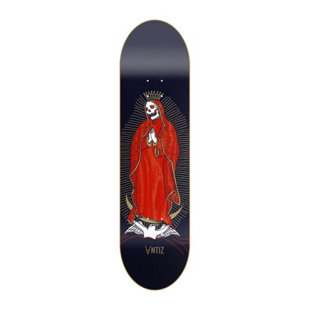 ANTIZ Maria Red 8.125 Skateboard Deck