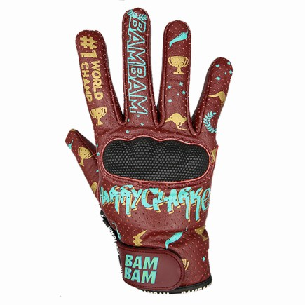 BAMBAM Leather Slide Gloves Harry Clarke