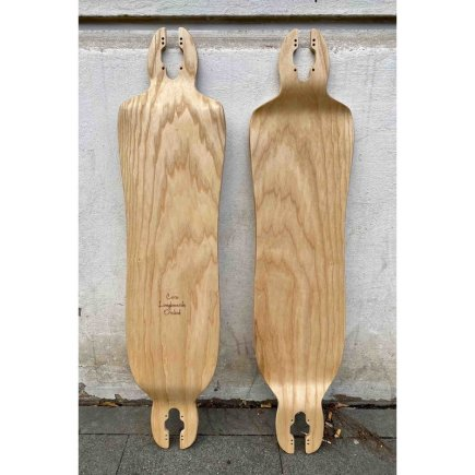 "Core Longboards Orchid 40.5"""