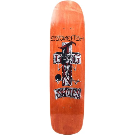 "DOGTOWN Stonefish 8.375"" Skateboard Deck"