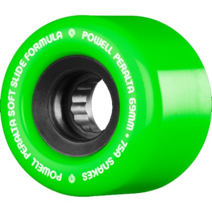 POWELL PERALTA SSF Snakes 75A green 69mm