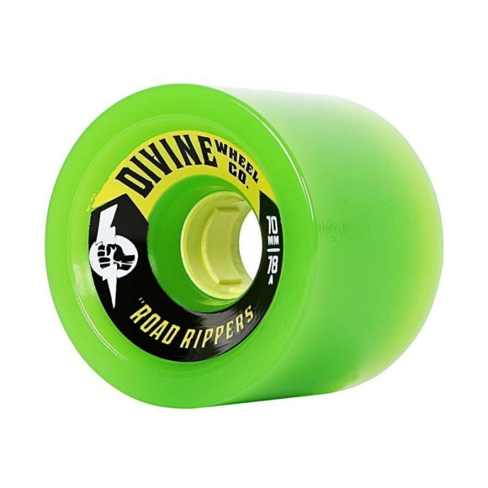 """Divine Road Rippers """"Thunder Hand"""" 70mm Wheels"""