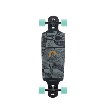 "LANDYACHTZ Drop Cat Seeker 33"" black"
