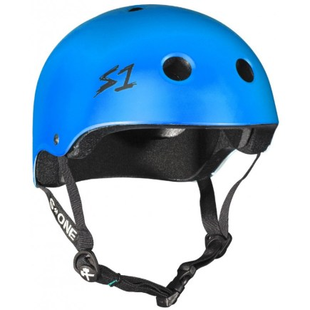 S-ONE V2 Lifer Helmet Cyan Matte