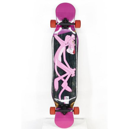 HYDROPONIC Pixie Pink Panther Rest Longboard Dancer