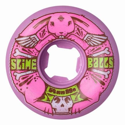 Santa Cruz Slime Balls Jeremy Fish Bunny Speed Balls 99a