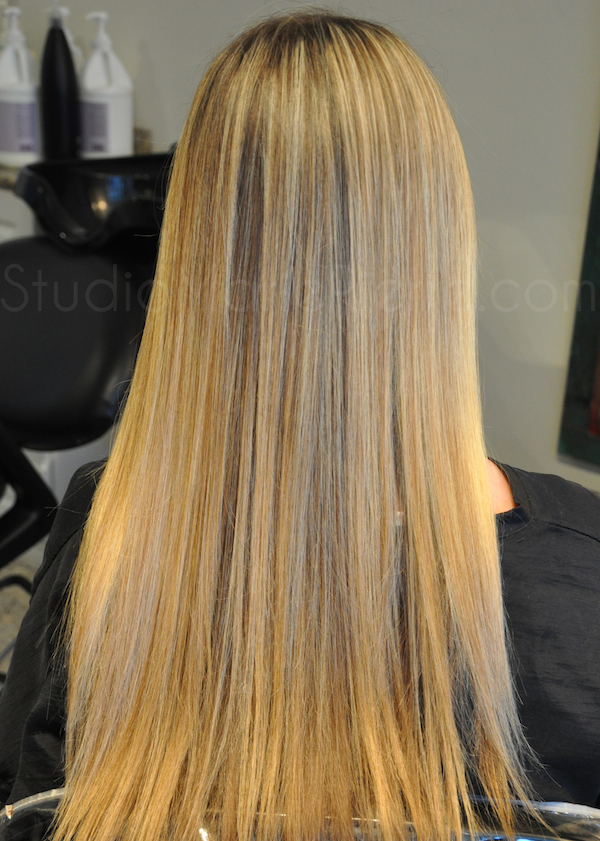 Keratin treatment before and after photos studio marie pierre key west hair salon - Hair straightening salon treatments ...
