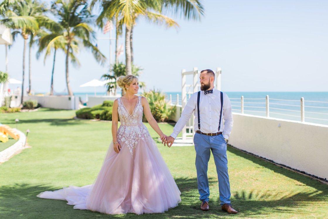 Wedding at Ernest Hemingway Home in Key West