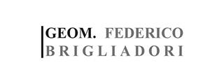 Logo Federico Brigliadori Nero Studio Mconsulting